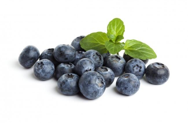 Blueberry conserva sua visão!